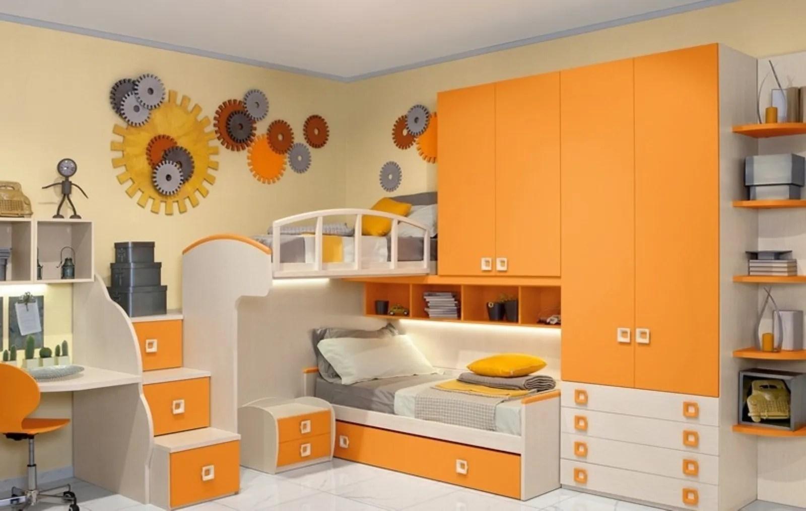 Risparmio, sicurezza e design garantiti. Camerette Bambini Mondo Convenienza