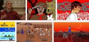 Ritos de Passagem é um filme do desenhista Chico Liberato. (Imagens do Google)