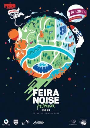 Feira Noise Festival 2015.