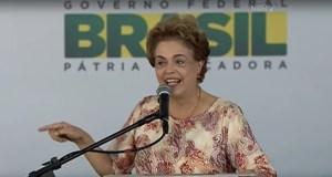 """Presidenta Dilma vem a Feira de Santana e entrega residências do """"Minha Casa, Minha Vida"""" (Imagem TVE / TV Brasil)"""