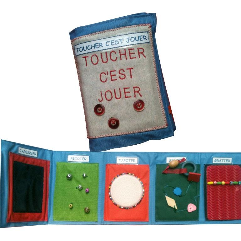 Des Livres Sensoriels Pour Les Petits Blog Bebe Montessori
