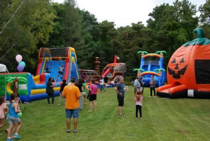 Elk Grove Party Rentals
