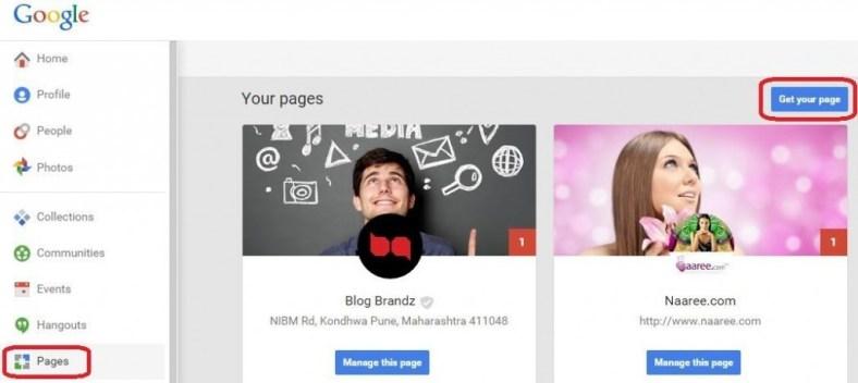 Create a Google Business Listing
