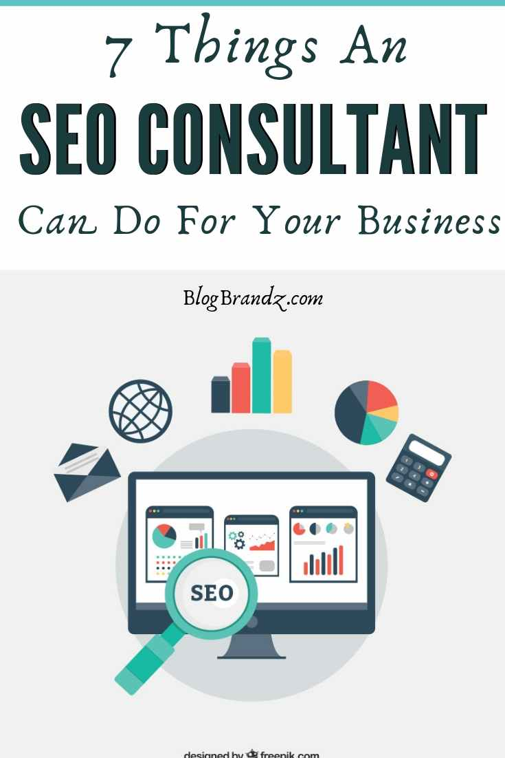 7 Things An SEO Consultant Can Do For Your Business
