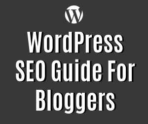 WordPress SEO Guide for Bloggers