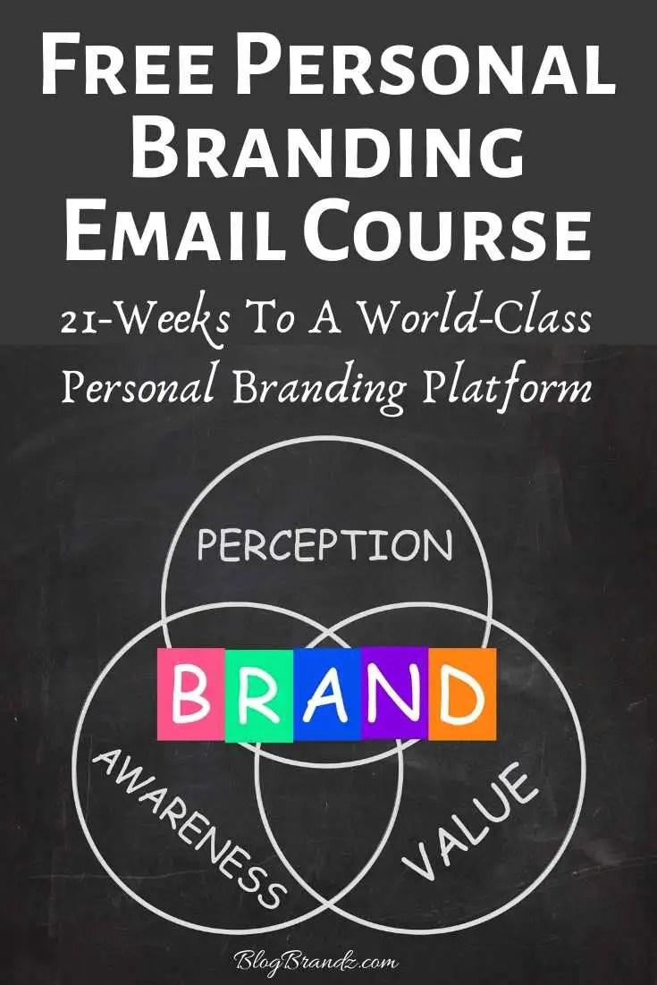 Personal Branding Strategy