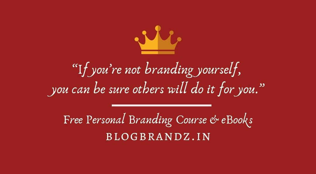 Creating Brand YOU Banner