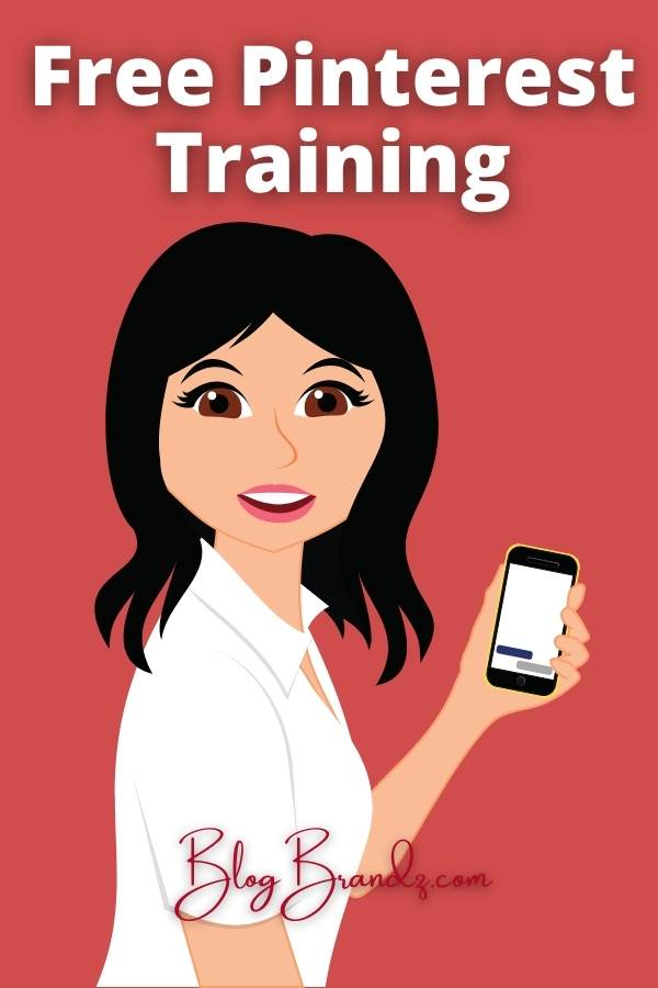 Free Pinterest Training