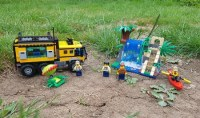 Go Exploring with LEGO City Jungle Mobile Lab | Blog by Baby