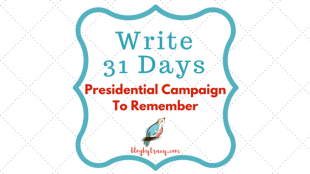 Presidential Campaign To Remember