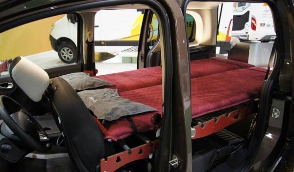 Camper. Como transformar tu coche en autocaravana.
