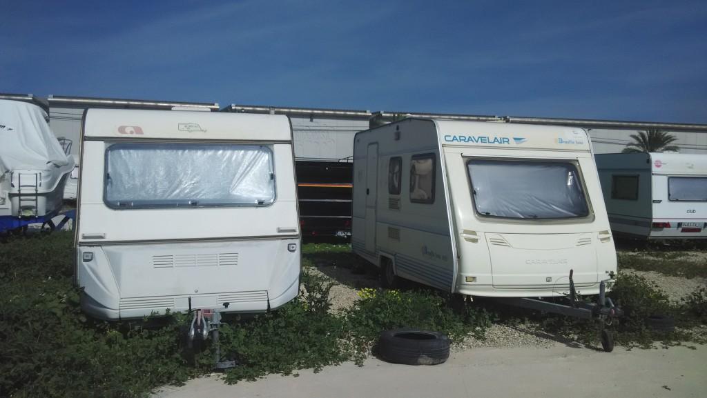 Las caravanas son para el verano