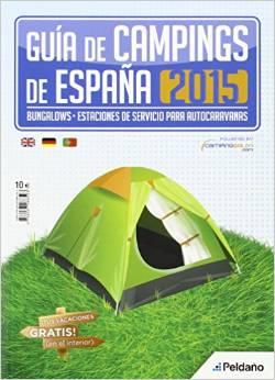 Guía de Campings de España 2015