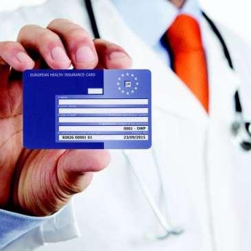 Cómo solicitar la tarjeta sanitaria europea.