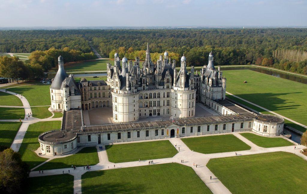 Ruta por Francia rumbo a Eurodisney (VI): La casa de Leonardo Da Vinci y el Castillo más grande del Loira.
