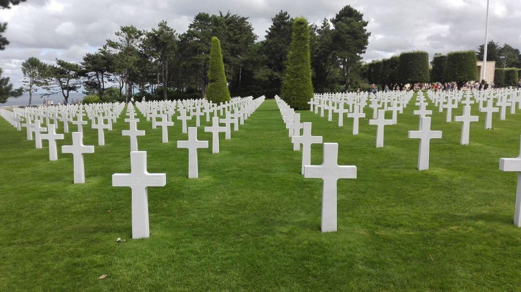 Ruta por Francia rumbo a Eurodisney (IX): Las playas del Desembarco de Normandía