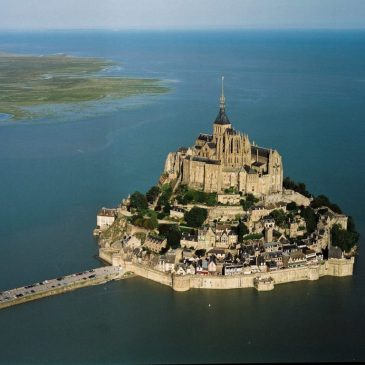 Ruta por Francia rumbo a Eurodisney (X): El impresionante Mont Saint-Michel