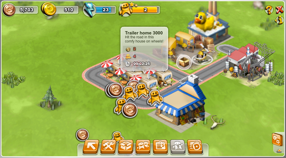 Play Cityville Game Online