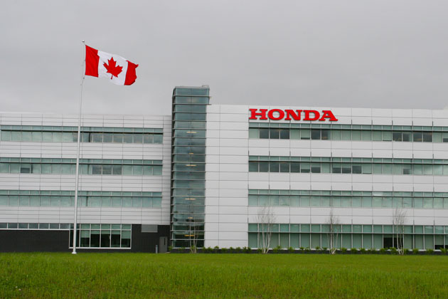 Honda Headquarters In Usa