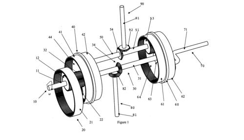 Australian develops new continuously variable transmission