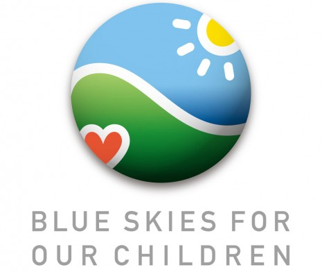 Honda, environment, campaign, blue skies for our children