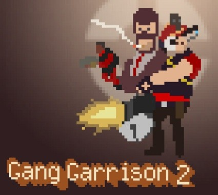 Gang Garrison 2. It has absolutely nothing to do with Team Fortress 2.