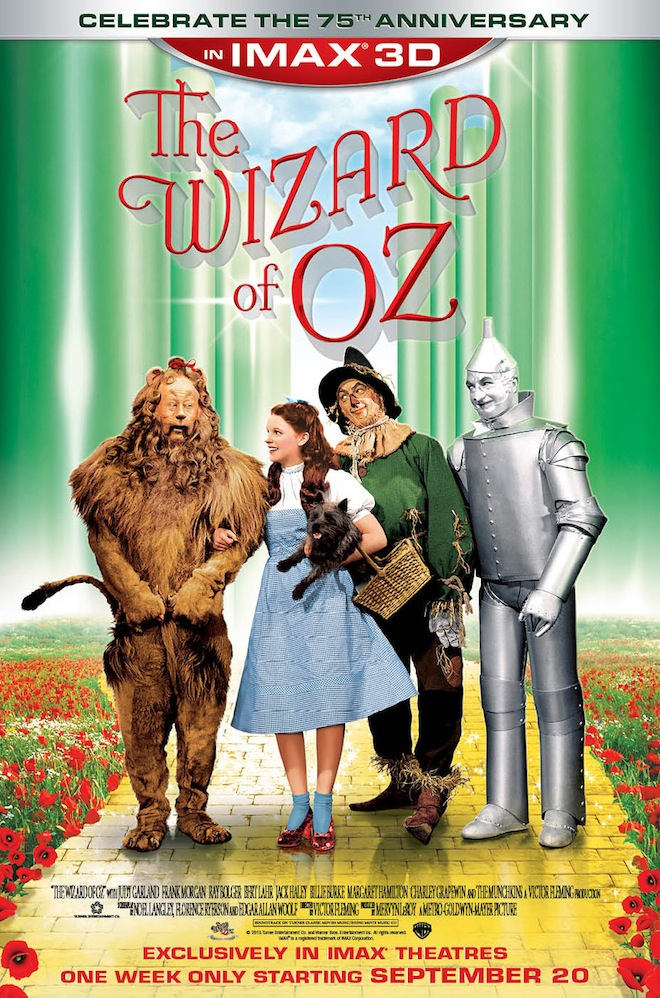 The Wizard Of Oz 1939 The Cinematic Frontier