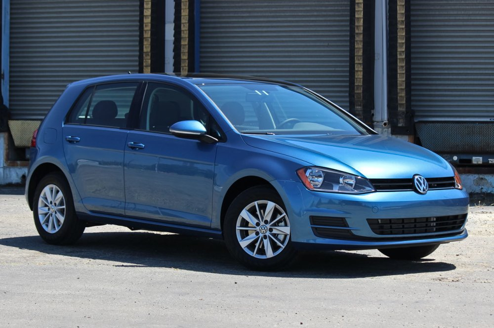 medium resolution of 2015 volkswagen golf tsi first drive