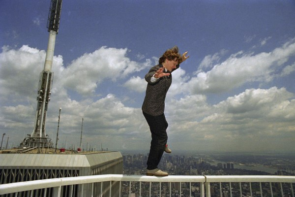 Philippe Petit World Trade Center Walk