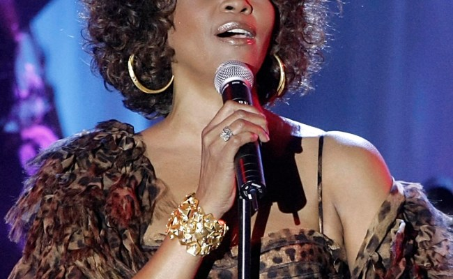Whitney Houston S Life In Pictures Aol Entertainment
