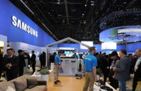 Take a tour of Samsung's 4K-heavy CES booth