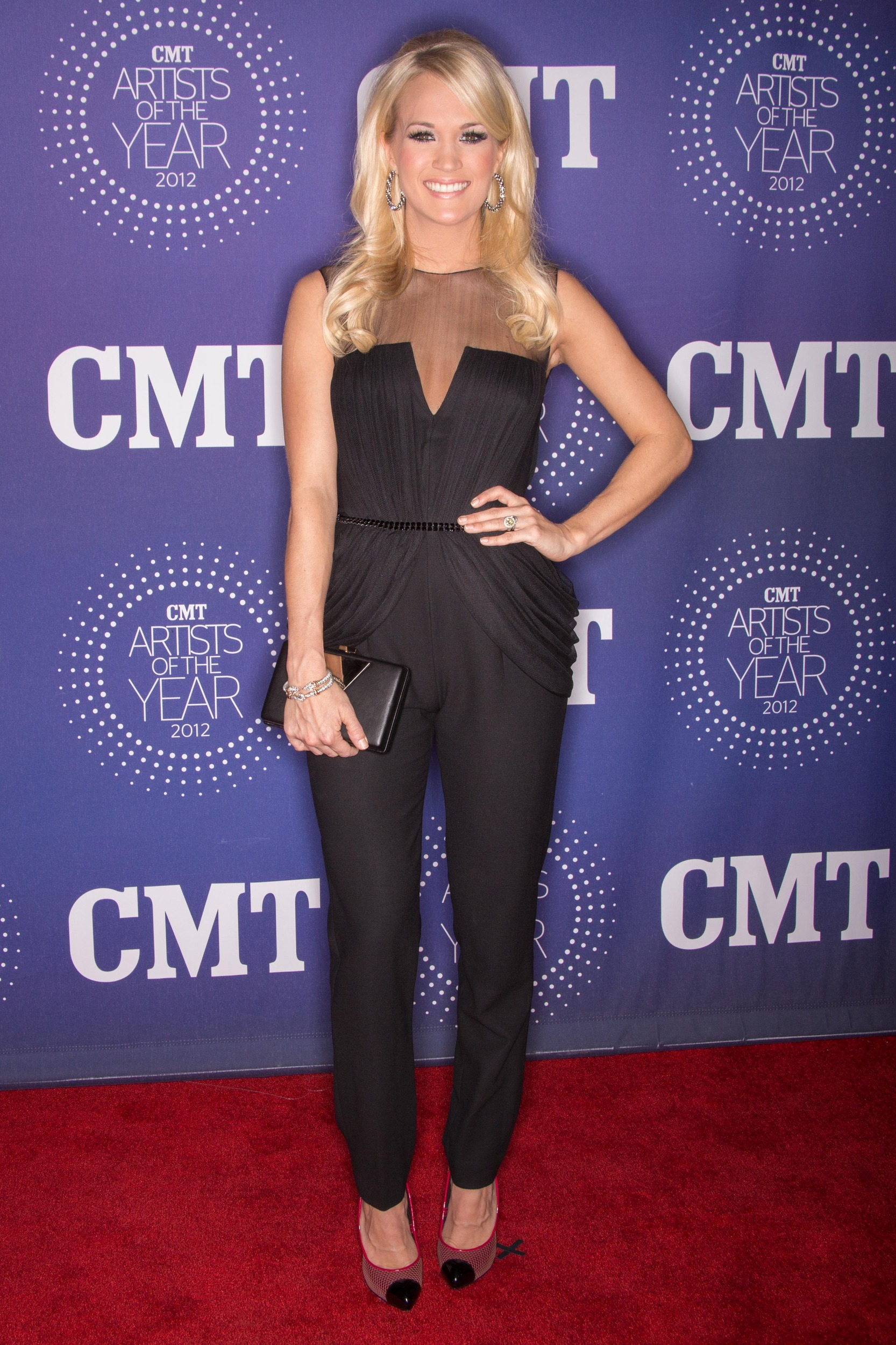 Carrie Underwood Launches Fitness Clothing Line Cambio