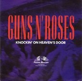 Guns N Roses Knockin on Heaves Door