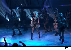Lady Gaga, 'So You Think You Can Dance'
