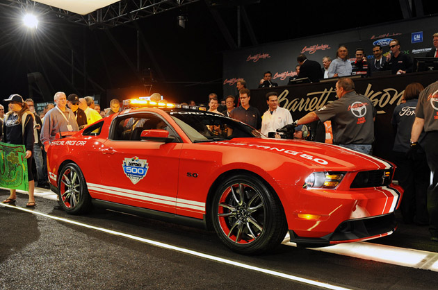 Daytona 500 Pace Car: The Mustang