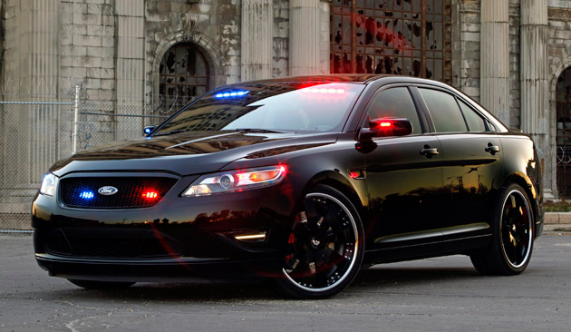 Ford Police Interceptor Stealth