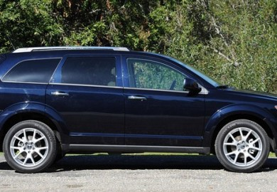 2016 Dodge Journey Leaked