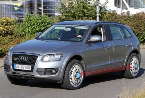 small resolution of audi q6
