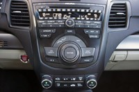 2013 Acura RDX instrument panel