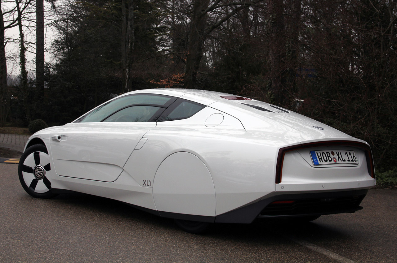 2014 Volkswagen Xl1 W Video Autoblog