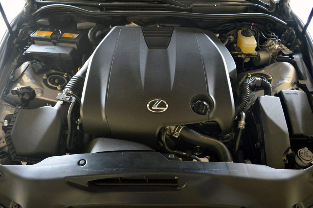 medium resolution of 2014 lexu i 250 engine