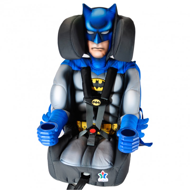 Batman and Dale Earnhardt Jr car baby seats are kind of