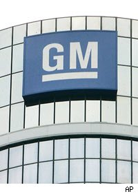 General Motors Cash for Clunkers
