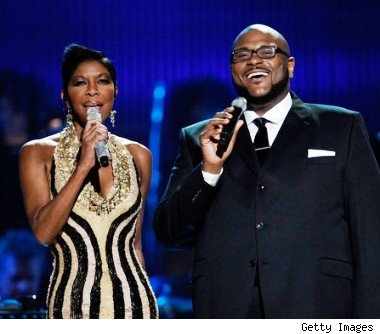 Natalie Cole & Ruben Studdard perform together for David Foster & Friends Tour