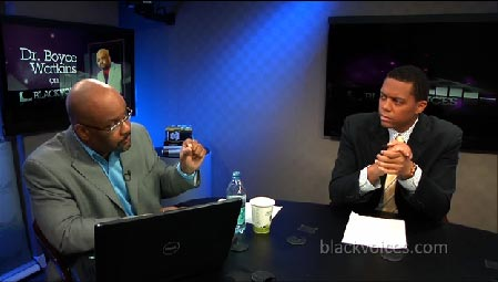 Dr. Boyce Watkins on AOL Black Voices: State of the Black Male