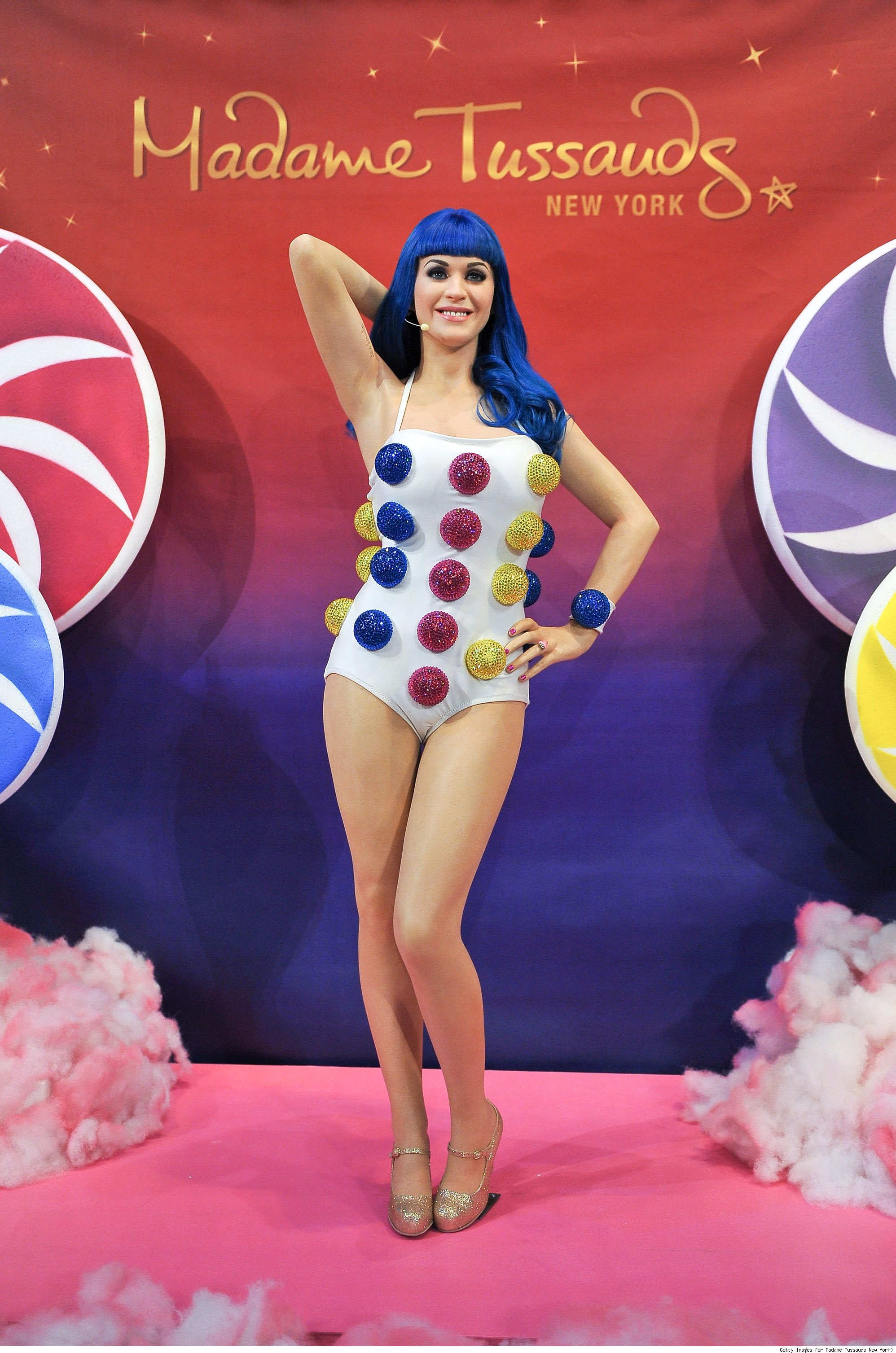 Katy Perry Candy Dress California