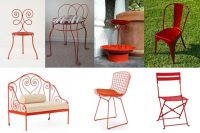 Paint Wrought Iron Patio Furniture