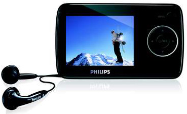 Philips quietly offers 8GB editions in GoGear SA3300 lineup