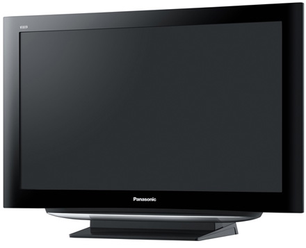 Panasonic Reveals Five New Lcd Hdtvs At Ces