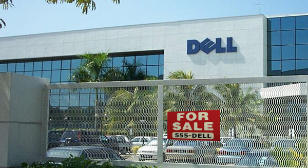 Potential Dell bidding war afoot as Blackstone Group and Carl Ichan reportedly making offers